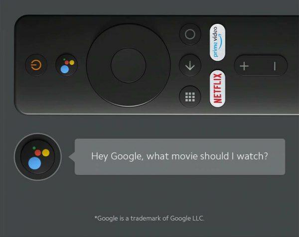mi tv stick google